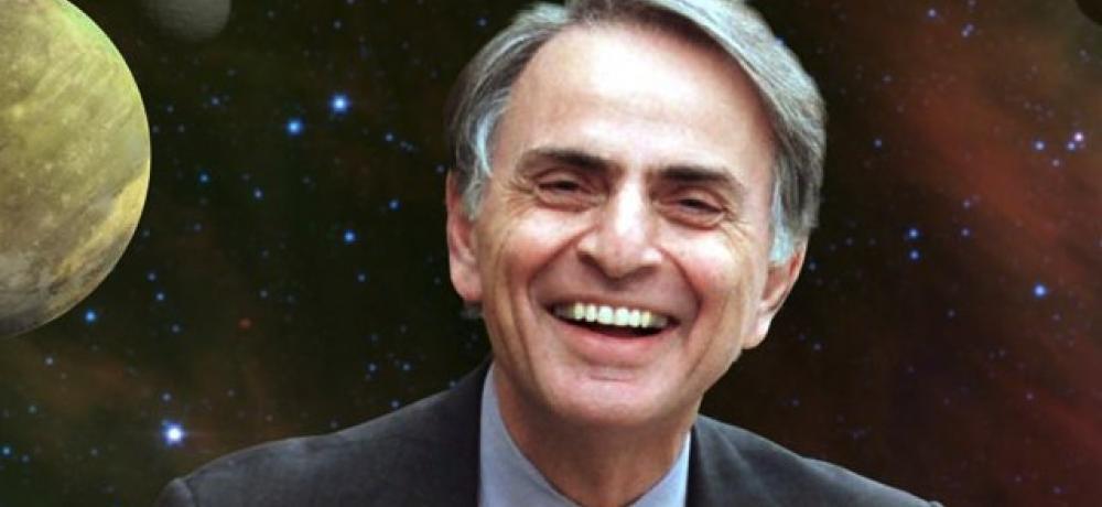 Carl Sagan recordado en la blogosfera